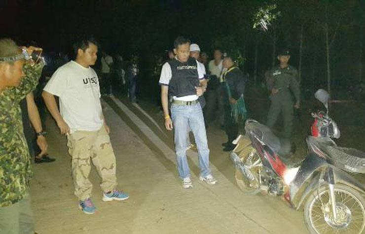 รวบแล้ว 4 พม่า ศูนย์อพยพบ้านแม่หละ ผู้ต้องสงสัยฆ่าโหดตำรวจท่าสองยาง