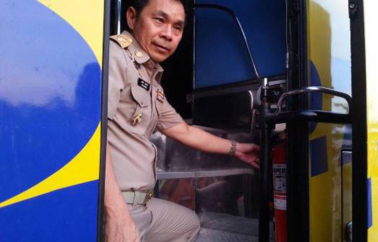 แรงงานพม่ากว่า 7 หมื่นคนแห่กลับกรุง หลังเสร็จสิ้นงานสงกรานต์ ขนส่งคึกคัก