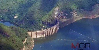 """""""เขื่อนภูมิพล"""" ยืนยันไร้ผลกระทบแผ่นดินไหวพม่า แต่น้ำเหนือเข้าน้อย"""