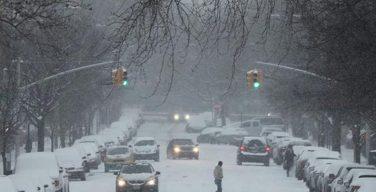 สหรัฐฯ เผชิญอากาศหนาวสุดในรอบหลายสิบปี -34 องศา หิมะถล่มหนัก