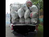 เจ้าหน้าที่จับหัวบุกอบแห้ง ลักลอบนำเข้าจากประเทศเพื่อนบ้าน