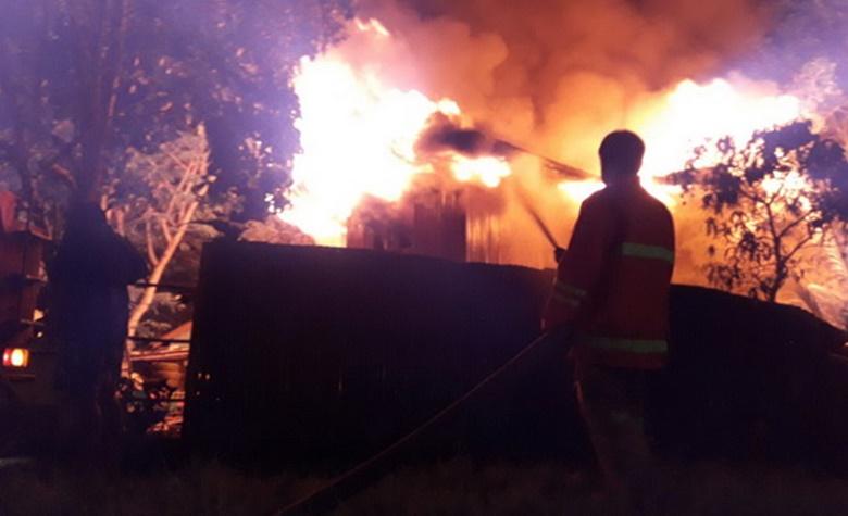 เกิดเหตุเพลิงไหม้อาคารเรียนโรงเรียนบ้านแม่ปะเหนือ อ.แม่สอด