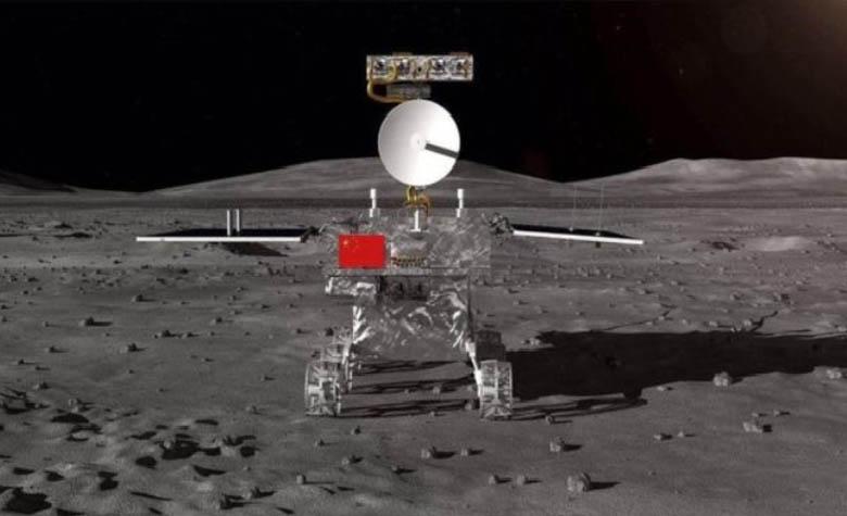 ยานสำรวจอวกาศ ฉางเอ๋อ-4 ลงจอดพื้นผิวดวงจันทร์สำเร็จ