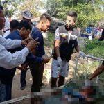 ดื่มจนเมา! ทหารบีจีเอฟยิงกันเองตาย 4 ศพ ริมชายแดนไทย-เมียนมา